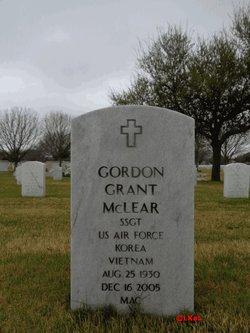 Gordon Grant McLear