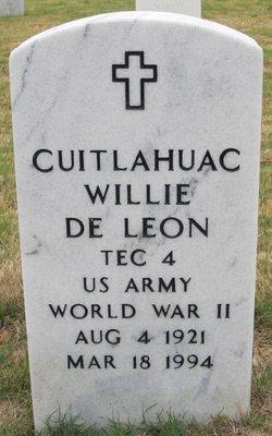 C Willie Deleon