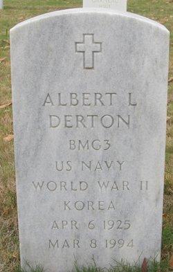 Albert L Derton