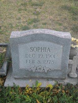 Sophia Lee <I>Harper</I> Brown