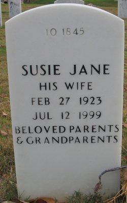 Susie Jane Garneau