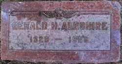 Gerald H Aleshire
