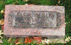 Adele Pauline <I>Peterson</I> Berlin Nelson