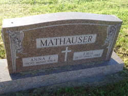 Anna Eleanor <I>Rousek</I> Mathauser
