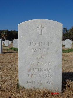 John H Parks