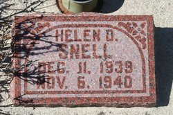 Helen Delila Snell