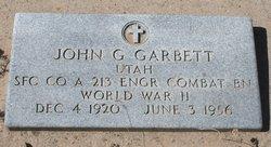 John G Garbett