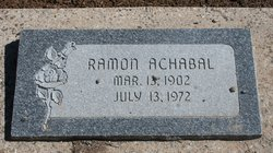 Ramon Achabal