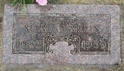 Selma M Melin