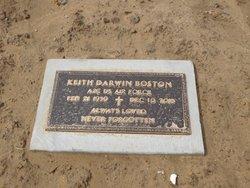 Keith Darwin Boston