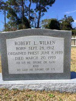 Rev Fr Robert L Wilken