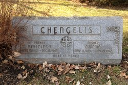 Pericles T Chengelis 1882 1945 Find A Grave Memorial