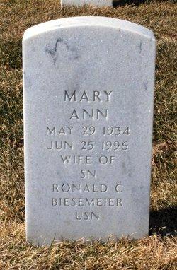 Mary Ann Biesemeier