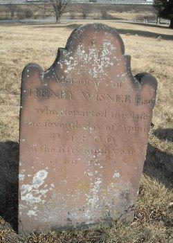Maj Henry Wisner, Jr