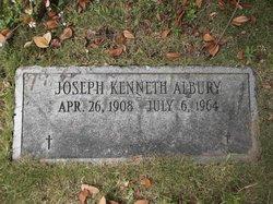 Joseph Kenneth Albury