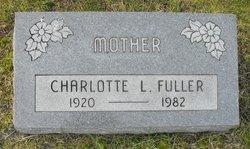 Charlotte Laverne <I>Willis</I> Fuller
