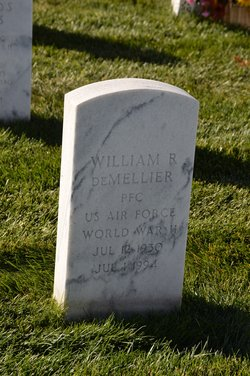 William R Demellier