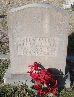Nellie Hope <I>Broome</I> Allen