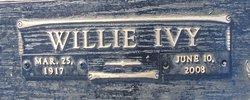 Willie B. <I>Ivy</I> Chamblee