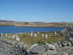 Callanish Cemetery