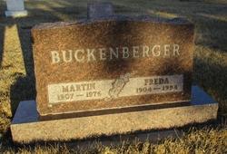 Freda <I>Naasz</I> Buckenberger