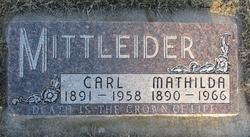 Matilda Mittleider