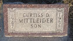 Curtis D Mittleider