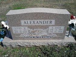 Goldie Marie <I>Longgrear</I> Alexander