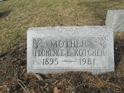 Florence E. <I>Kroll</I> Kotcher