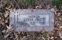Lydia <I>Erlenbach</I> Hart