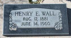 Henry Earl Wall