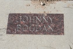 Johnny Bogdan