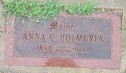 Anna C Holmgren
