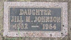 Jill M Johnson