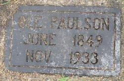 Ole Paulson