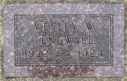 Wesley W Tengwall