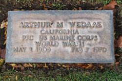 Arthur Marion Wedaae
