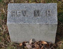 """Rev Mathias """"Matthew"""" Hau"""