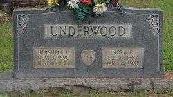 Hershell Louis Baxter Underwood