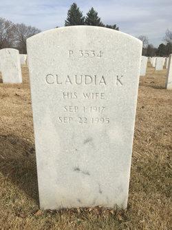 Claudia K Deming