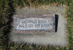 Gwendolyn Miner