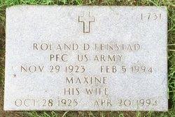 Roland D Fenstad
