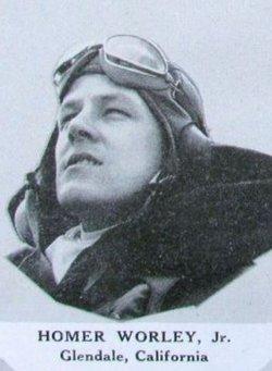 Capt Homer Worley, Jr