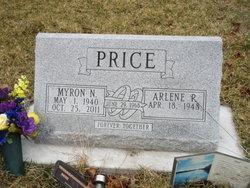 """Myron N. """"Sonny"""" Price"""