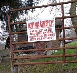 Montana Mines Cemetery
