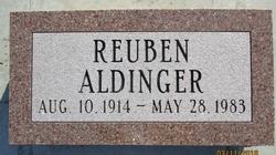 Rueben Aldinger