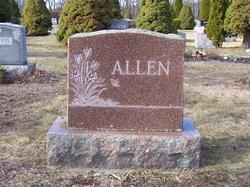 Grace H <I>Dahlberg</I> Allen