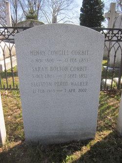 Henry Cowgill Corbit