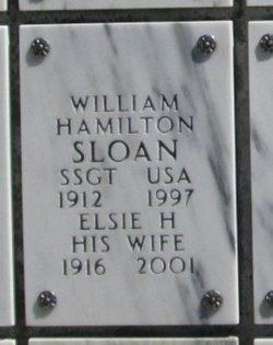 William Hamilton Sloan