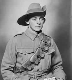 Sergeant George Thomas Guinea